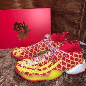 Adidas Mens x Pharrell Williams Crazy BYW CNY